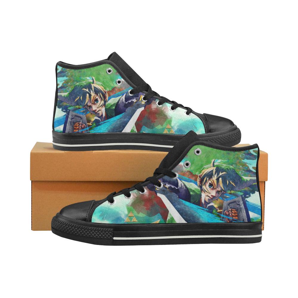 7624c06a642ef Zelda Custom Shoes