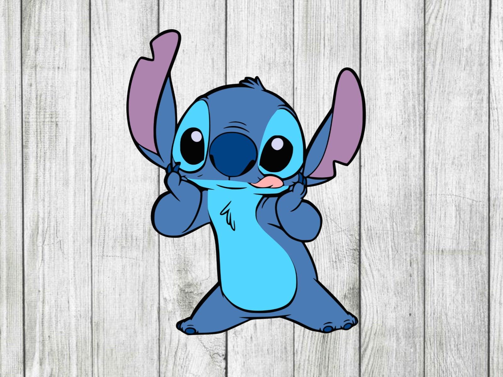 Lilo and Stitch SVG, Disney Clipart files for Cricut ...