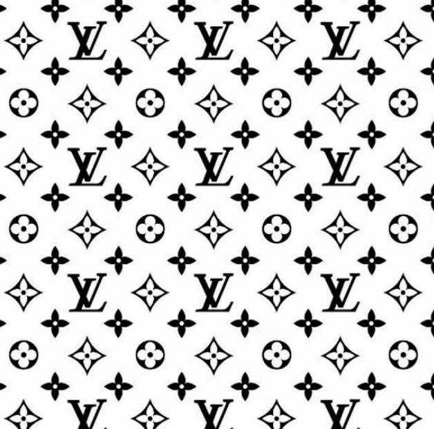 LV SVG, PNG, JPG, Digital File Download • Onyx Prints